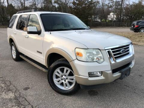 2008 Ford Explorer for sale at The Auto Depot in Raleigh NC