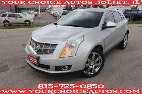 2010 Cadillac SRX for sale at Your Choice Autos - Joliet in Joliet IL