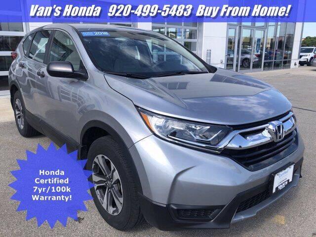 2018 Honda CR-V for sale in Green Bay, WI