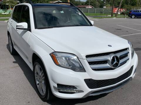 2014 Mercedes-Benz GLK for sale at Consumer Auto Credit in Tampa FL
