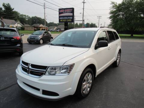 2018 Dodge Journey for sale at Lake County Auto Sales in Painesville OH