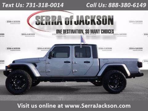 2020 Jeep Gladiator for sale at Serra Of Jackson in Jackson TN