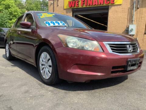 2009 Honda Accord for sale at Active Auto Sales Inc in Philadelphia PA