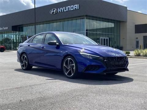2022 Hyundai Elantra for sale at Allen Turner Hyundai in Pensacola FL