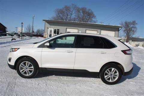 2016 Ford Edge for sale at SCHMITZ MOTOR CO INC in Perham MN