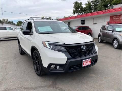 2019 Honda Passport for sale at Dealers Choice Inc in Farmersville CA