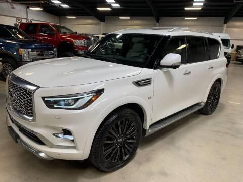 2019 Infiniti QX80 for sale at Diesel Of Houston in Houston TX
