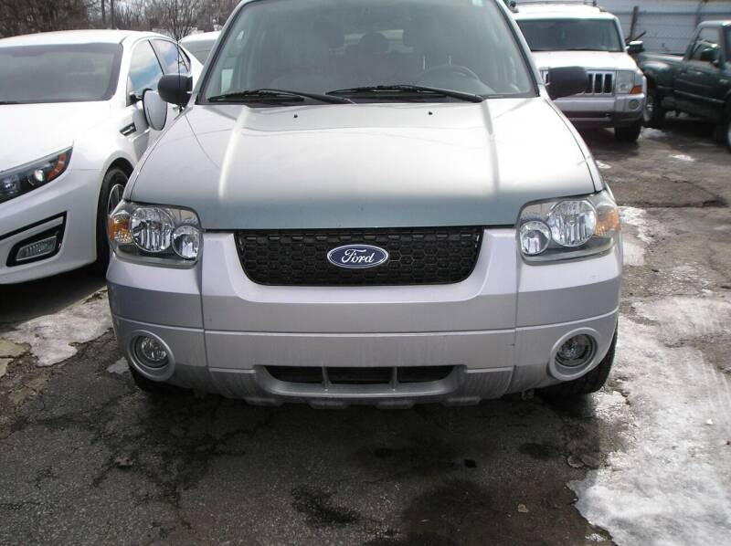 2005 Ford Escape for sale at ZJ's Custom Auto Inc. in Roseville MI
