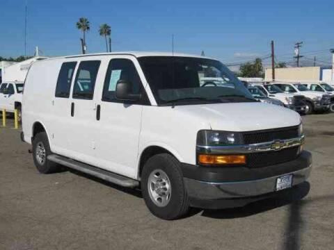 2018 Chevrolet Express Cargo for sale at Atlantis Auto Sales in La Puente CA