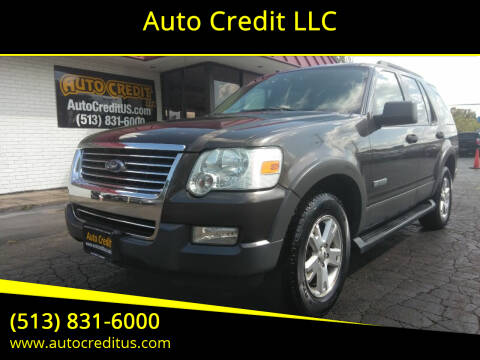 2006 Ford Explorer for sale at Auto Credit LLC in Milford OH
