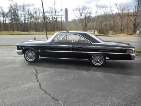 1963 Ford Galaxie 500 for sale at D & B Auto Sales & Service in Martinsville VA