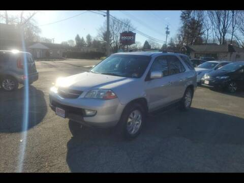 2003 Acura MDX for sale at Colonial Motors in Mine Hill NJ