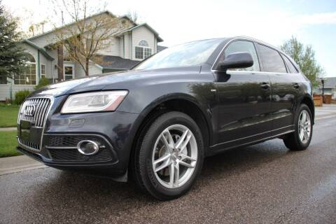 2013 Audi Q5 for sale at Motor City Idaho in Pocatello ID