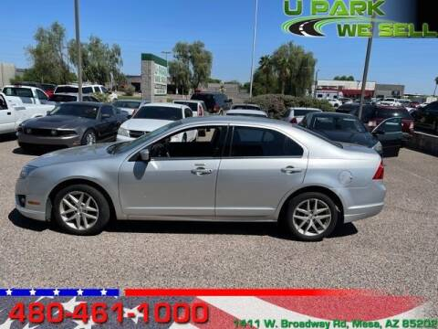 2012 Ford Fusion for sale at UPARK WE SELL AZ in Mesa AZ