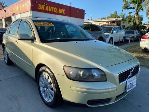 2005 Volvo S40 for sale at 3K Auto in Escondido CA