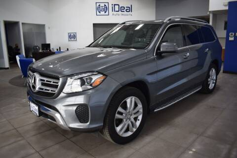 2017 Mercedes-Benz GLS for sale at iDeal Auto Imports in Eden Prairie MN