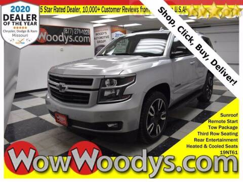 2019 Chevrolet Tahoe for sale at WOODY'S AUTOMOTIVE GROUP in Chillicothe MO
