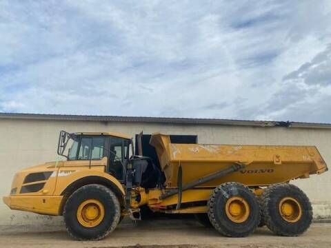 2012 Volvo A25F - 6X6 - 25 TON for sale at Vehicle Network - Milam's Equipment Sales in Sutherlin VA