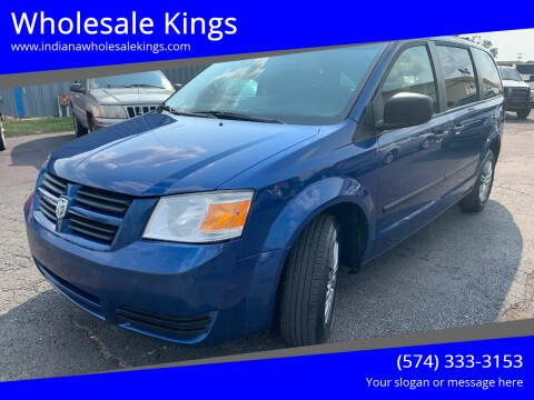 2010 Dodge Grand Caravan for sale at Wholesale Kings in Elkhart IN