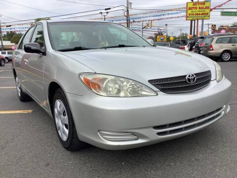 2002 Toyota Camry for sale at Active Auto Sales in Hatboro PA