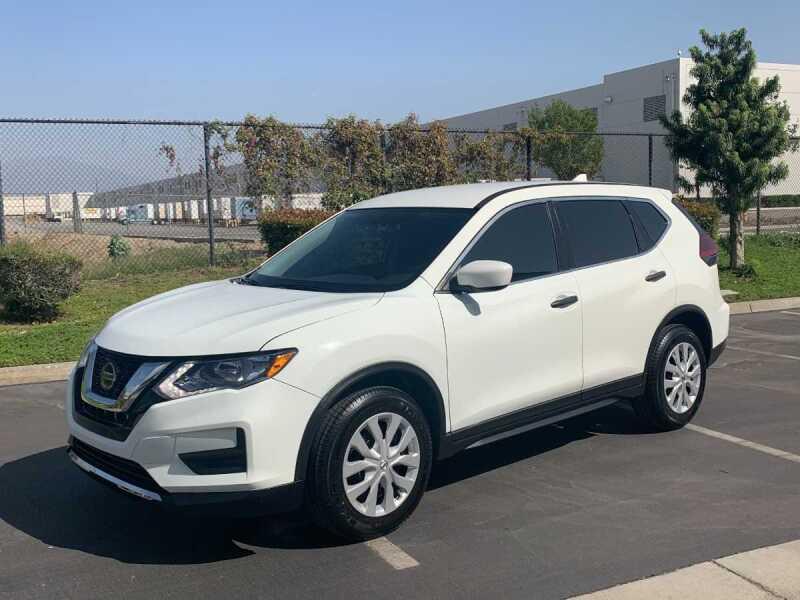 2018 Nissan Rogue for sale at CARLIFORNIA AUTO WHOLESALE in San Bernardino CA