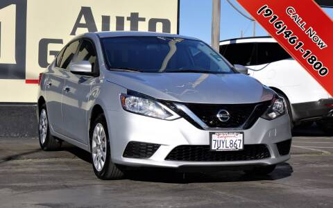 2017 Nissan Sentra for sale at H1 Auto Group in Sacramento CA