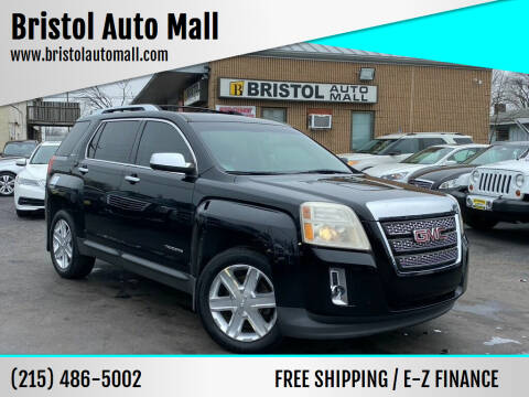 2010 GMC Terrain for sale at Bristol Auto Mall in Levittown PA