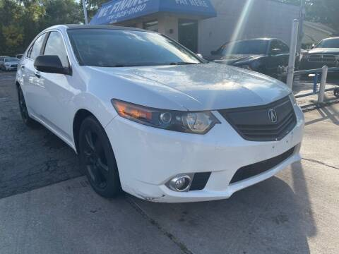 2012 Acura TSX for sale at Great Lakes Auto House in Midlothian IL