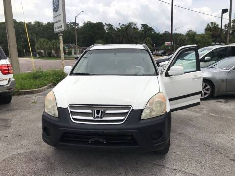 2005 Honda CR-V for sale at Popular Imports Auto Sales in Gainesville FL