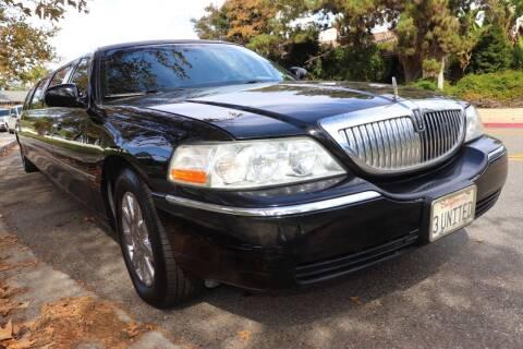 2005 Lincoln Town Car for sale at Newport Motor Cars llc in Costa Mesa CA