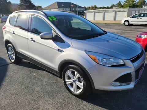 2014 Ford Escape for sale at Cooley Auto Sales in North Liberty IA
