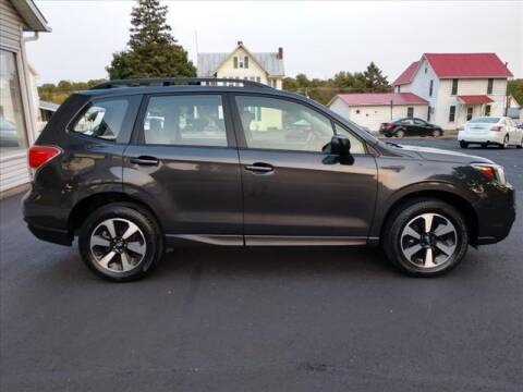 2017 Subaru Forester for sale at VILLAGE SERVICE CENTER in Penns Creek PA