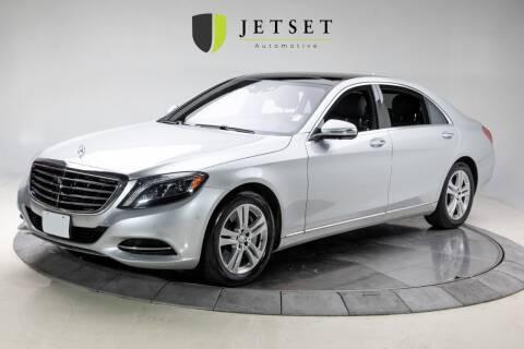 2017 Mercedes-Benz S-Class for sale at Jetset Automotive in Cedar Rapids IA