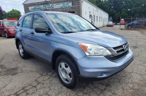 2010 Honda CR-V for sale at Nile Auto in Columbus OH