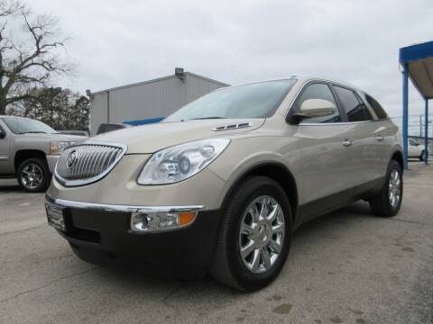 2011 Buick Enclave for sale at Quality Investments in Tyler TX