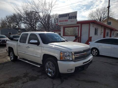 2011 Chevrolet Silverado 1500 for sale at Crosby Auto LLC in Kansas City MO