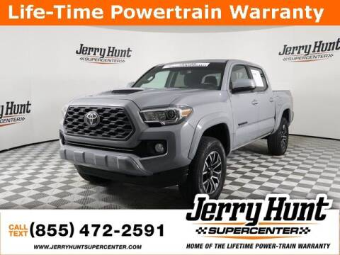 2020 Toyota Tacoma for sale at Jerry Hunt Supercenter in Lexington NC