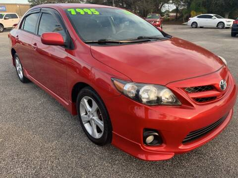 2012 Toyota Corolla for sale at The Car Connection Inc. in Palm Bay FL