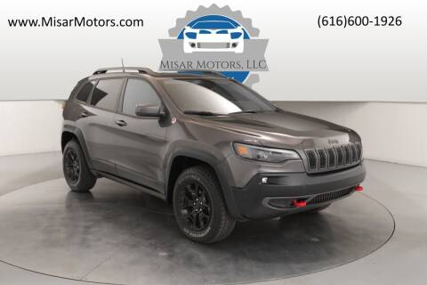 2019 Jeep Cherokee for sale at Misar Motors in Ada MI