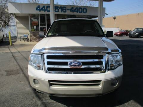 2010 Ford Expedition EL for sale at Elite Auto Sales in Willowick OH