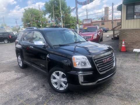 2017 GMC Terrain for sale at Some Auto Sales in Hammond IN