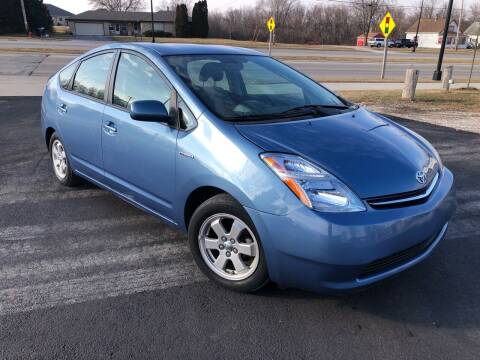 2007 Toyota Prius for sale at Wyss Auto in Oak Creek WI