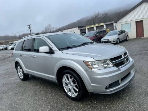 2011 Dodge Journey for sale at Ron Motor Inc. in Wantage NJ