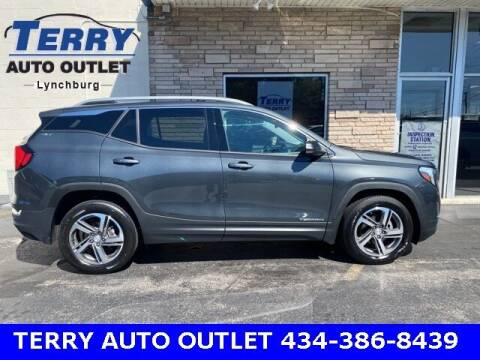 2018 GMC Terrain for sale at Terry Auto Outlet in Lynchburg VA