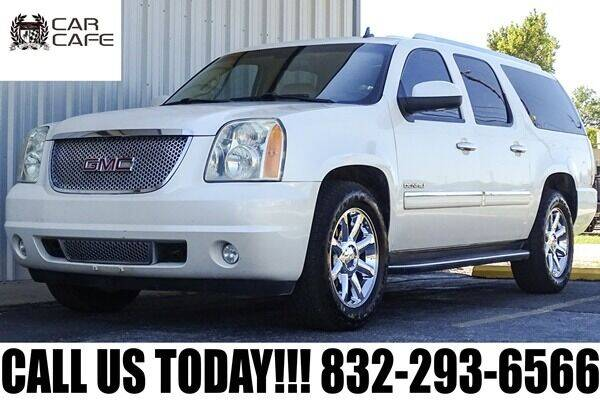 2011 GMC Yukon XL for sale at CAR CAFE LLC in Houston TX