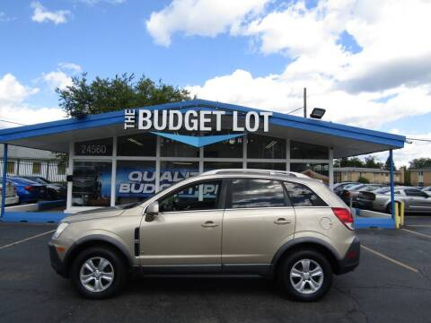 2008 Saturn Vue for sale at THE BUDGET LOT in Detroit MI