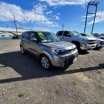 2016 Kia Soul for sale at ALL WHEELS DRIVEN in Wellsboro PA