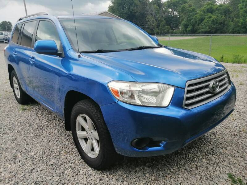 2009 Toyota Highlander for sale at KRIS RADIO QUALITY KARS INC in Mansfield OH