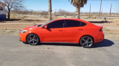 2016 Dodge Dart for sale at Ryan Richardson Motor Company in Alamogordo NM