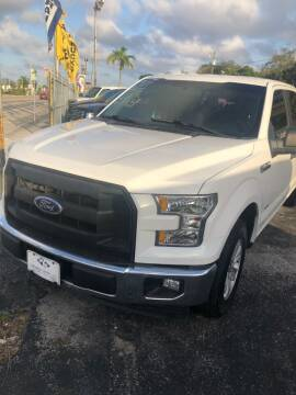 2017 Ford F-150 for sale at H.A. Twins Corp in Miami FL